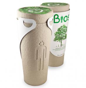 Biodegradowalna urna